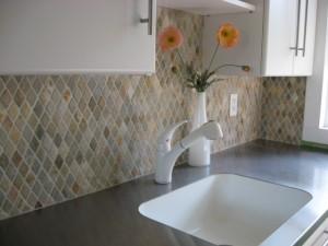tile backsplash in lake geneva